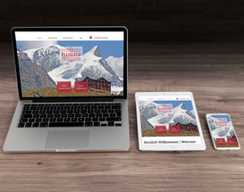 Bergrestaurant Fluhalp, Zermatt