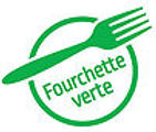 Fourchette verte Logo