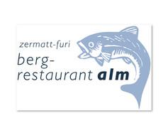 Bergrestaurant Alm, Zermatt