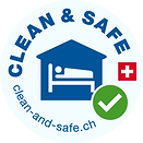 Clean & Safe - Logo