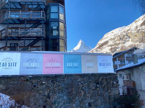 Parkhotel Beau Site, Zermatt