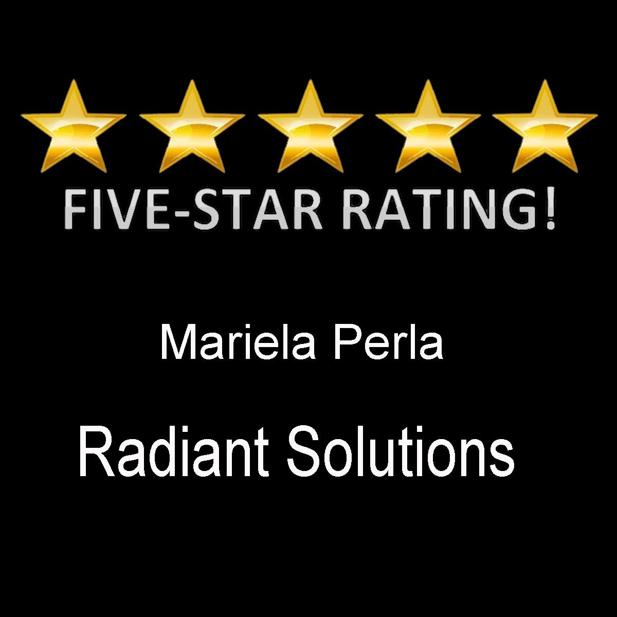 5 star radiant solutions