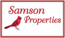 samson properties logo