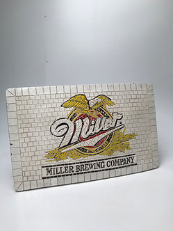 Miller Brewery Company Sign