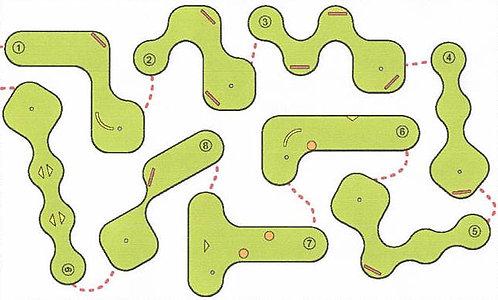 Modular Course 9 Hole