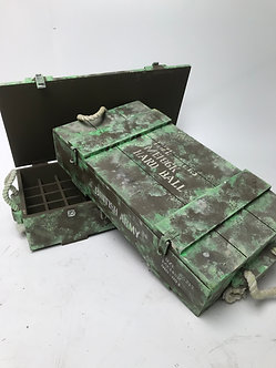Army crates