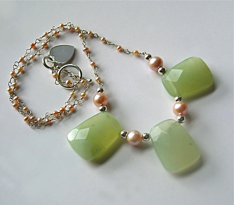 Chunky Aventurine Necklace