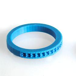 Diamond Half-Eternity Wedding Ring
