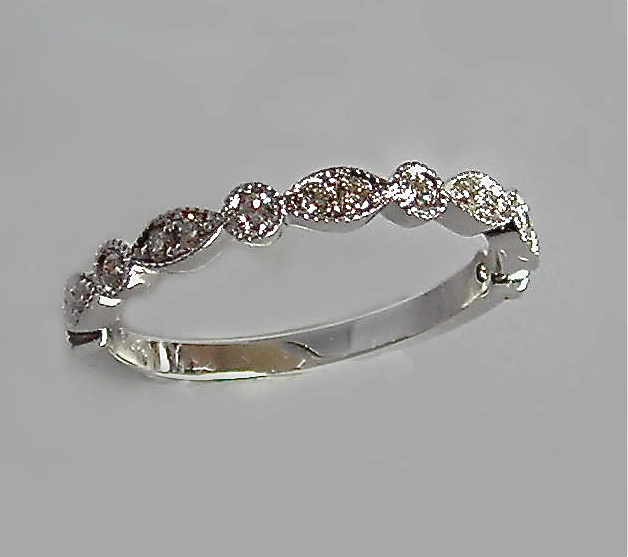 The 'Half-way' Eternity Ring