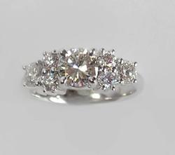The 'Seven-Diamond' Ring