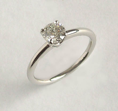 The Classic Diamond Ring