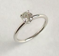 The Classic Diamond Ring