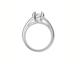 A Re-design - The 'Dolphin' Ring