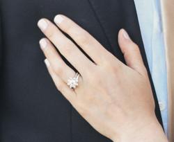 The 'Flower Petal/Starburst' Ring