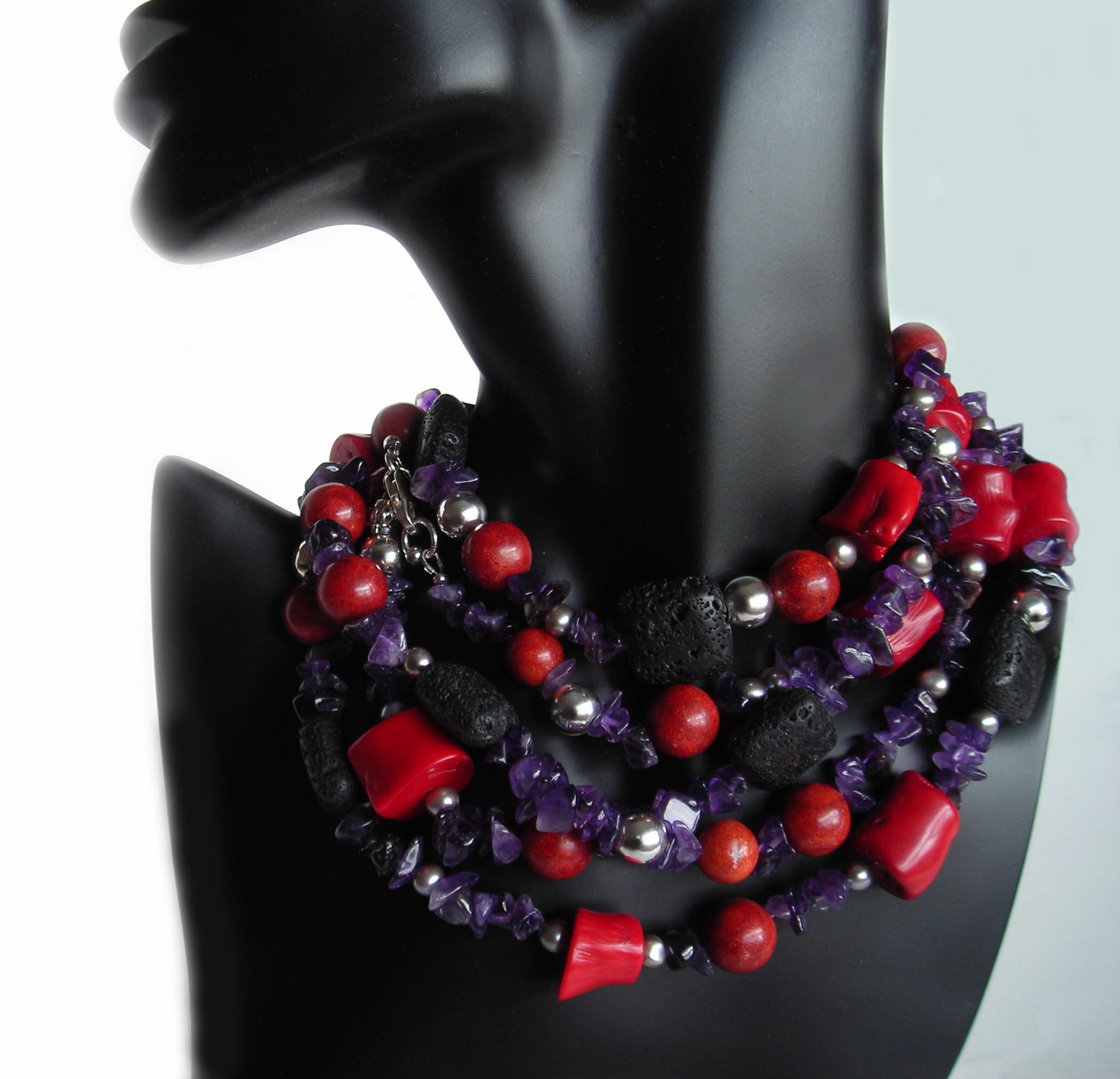 The JuJube Necklace