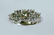 Six-Pronged Diamond Ring   Engagement Rings