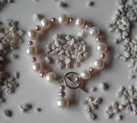Pearl Lace Bracelet 2
