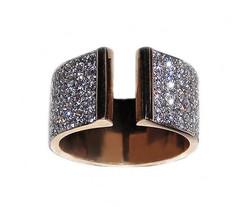 The Sola Diamond Ring