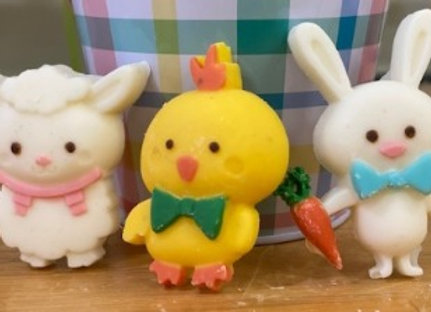 Edible Easter Critters
