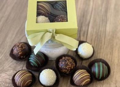 Jumbo Spring Truffle Gift Box