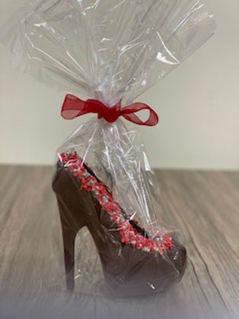 Chocolate High Heel