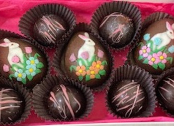 Box of Easter Chocolates