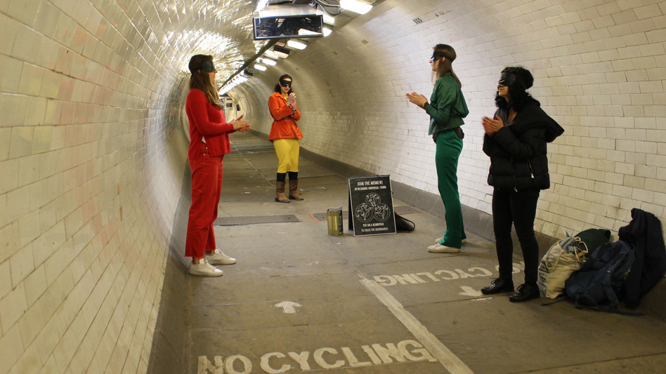 Performance in the tunnel
