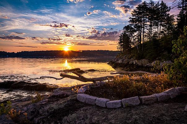 Dogfish Head Maine Sunrise