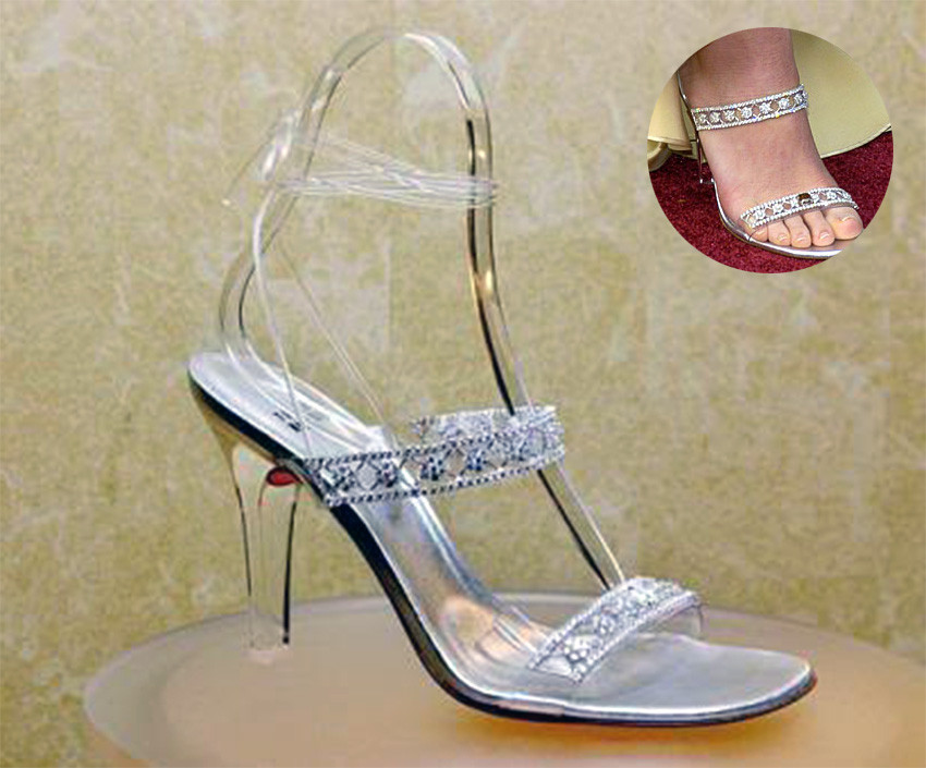 most expensive heels in the world