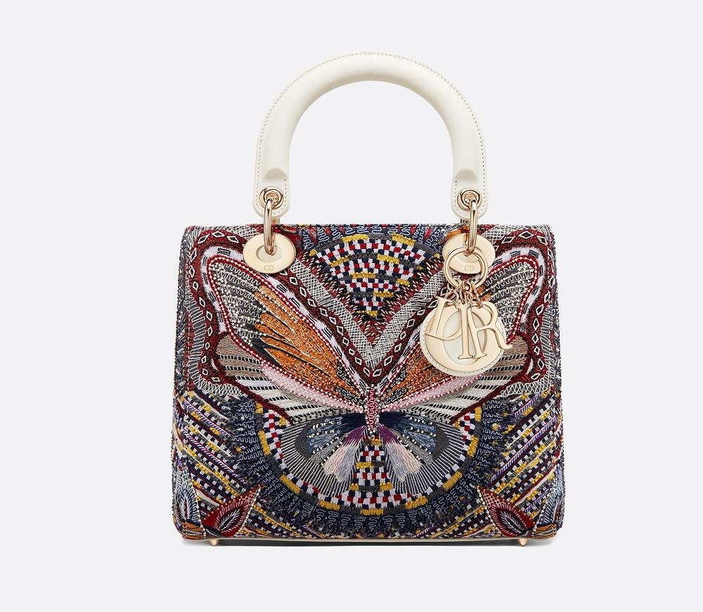 Lady Dior handbag for women