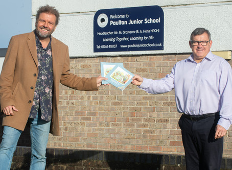 50,000 Special Teaching Versions of Sadsville Distributed to coincide with World Mental Health Day