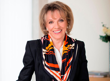 Dame Esther Rantzen supports the Sadsville Campaign