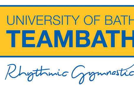 Team Bath Rhythmic support University Open Day