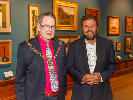 Official Bath Launch of the Martin Roberts Foundation