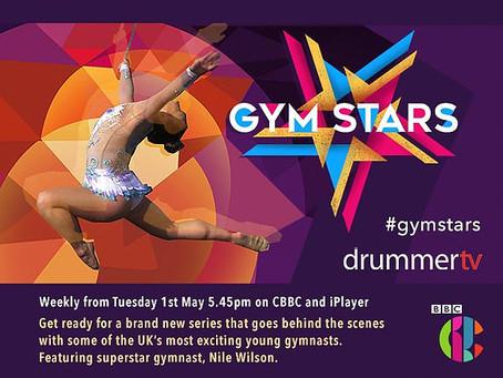 City of Bath Rhythmic Gymnastics Club Take Part in a Brand New Series for CBBC!