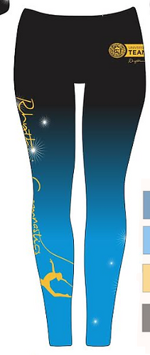 Adult Competition Leggings
