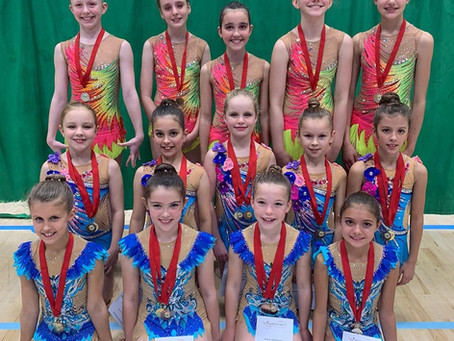Level 3 Group League and Welsh Group Invitational