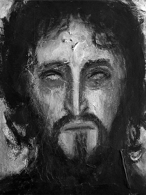 Portrait Of Vincent Gallo Print Variant