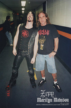Zepp & Dave Wyndorf