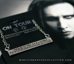 Mechanical Animals Necklace