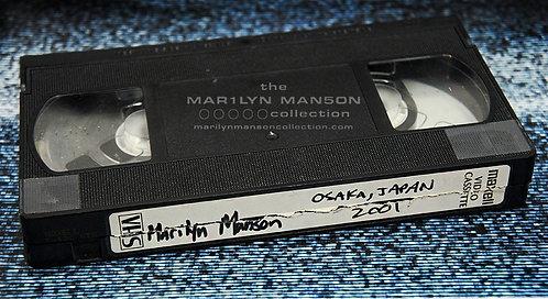 John 5 Owned Marilyn Manson Osaka 2001 VHS