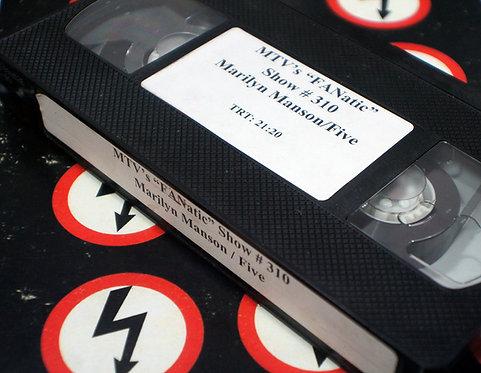 John 5 Owned MTV FANatic Episode #310 VHS