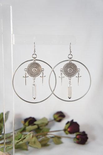 Valkyrie Earrings