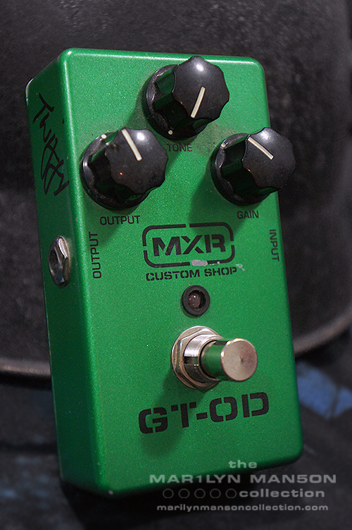 Twiggy Ramirez Owned And Used Pedal