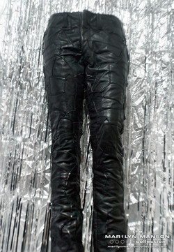 Marilyn Manson's Leather Pants