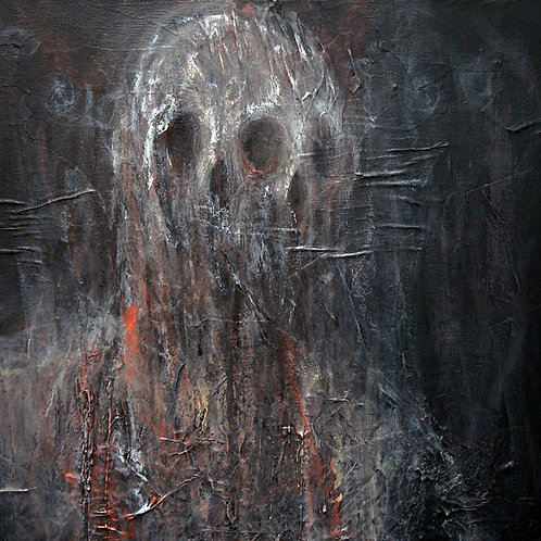 Unspeakable Horrors XV Original Painting