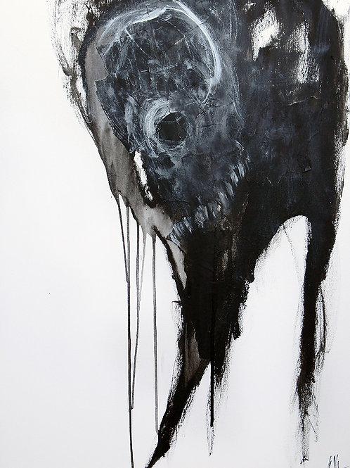 Unspeakable Horrors VI Original Painting