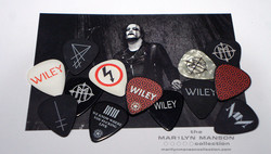 Paul Wiley Guitar Picks
