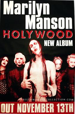 Holy Wood Australia Promo Poster