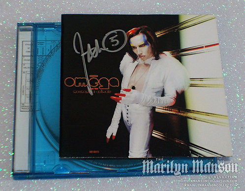 John 5 Signed Mechanical Animals CD